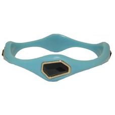Resin Bangle Bracelet