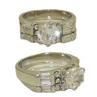 Wedding Ring Set is a Best Seller