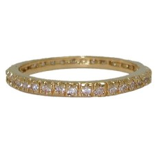 High End Designer Eternity Band Wholesale Ring