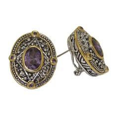 Queens Designer Earrings Austrian