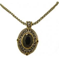 Queens Designer Necklace Austrian