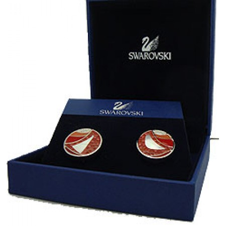 Authentic Swarovski Crystal Boxed Earrings