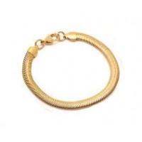 18 KT Gold Plated Bracelet