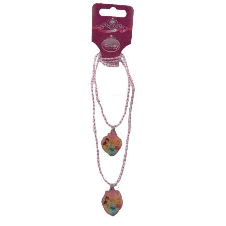 Authentic Disney Double Row Necklace