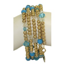 MX Signature Collection Multi Strand Bracelet