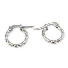 Stainless Steel Wholesale Huggie Hoop Earrings