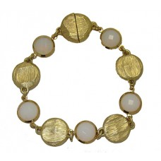 MX Signature Collection White Opal Bracelet