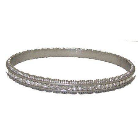 MX Designer Bangle Bracelet