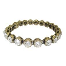 Genuine Chico's Bracelet set in Gold Plate