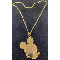 Disney Mickey Mouse pendant necklaces