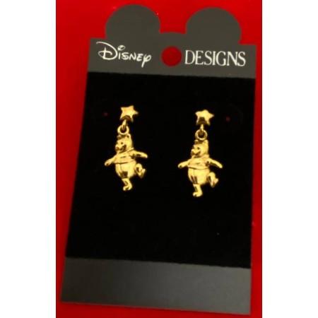 Disney earrings Winnie the Pooh