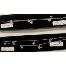 Anklet Bracelet 925 Sterling silver