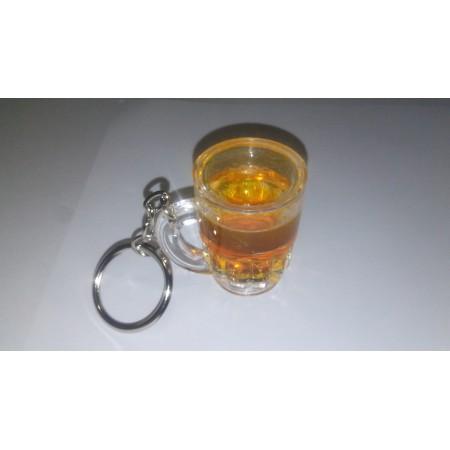 Beer Mug Keychain