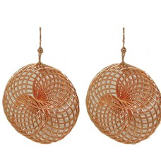 Swirl Earring Rose Gold