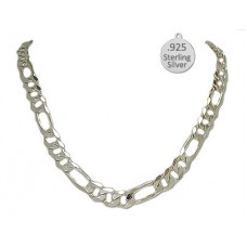 Sterling Silver Neck Chain 8mm