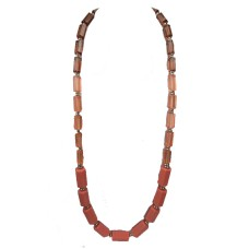 Genuine Coldwater Creek Two Tone lucite necklaces