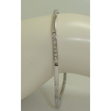 Simulated Diamond Tennis Bracelet wholesale