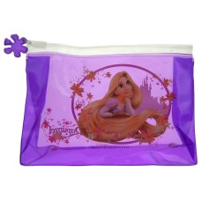Authentic Disney Rapunzel Plastic Pouch