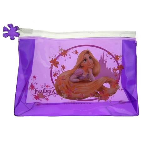 Authentic Disney Rapunzel Plastic Pouch
