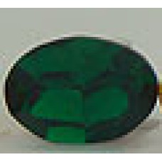 5 Wholesale Stone 14mm X10mm Green