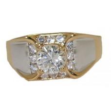 MEN'S wholesale Cubic Zirconia Ring