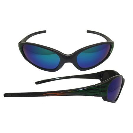 Boy's Flame Sunglasses Below wholesale closeout 24 pcs