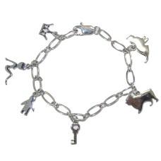 Pamela Anderon wholesale Charm Bracelet designer pouch