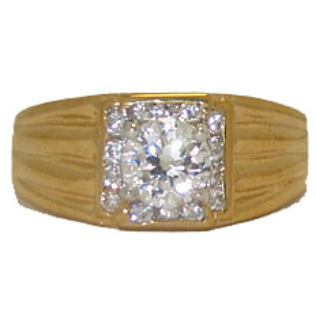 Mens Quality Wholesale Cubic Zirconia Rings