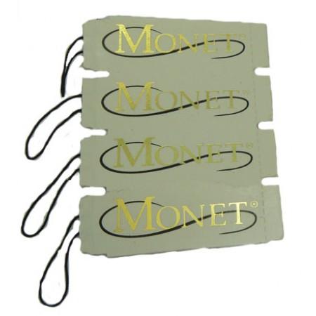 100 Monet Designer Tags wholesale