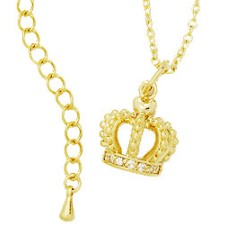 Crown Pendant wholesale with Chain