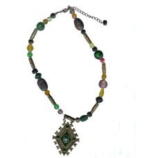 Semi Precious Gemstone Wholesale Necklace
