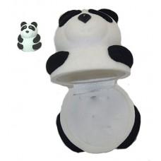 Panda Bear Pendant Ring Earring Box