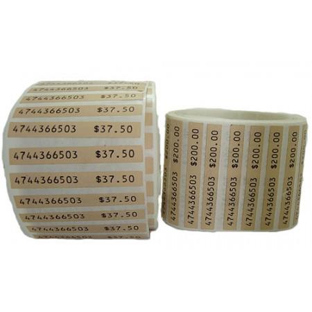 100 Wholesale Price Tags