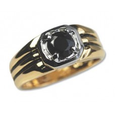 MEN'S wholesale Genuine Onyx Ring