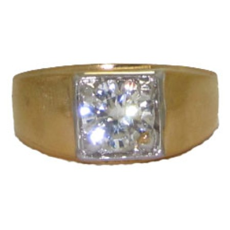 Men's High Quality Cubic Zirconia Wholesale Rings