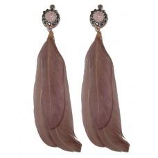 Rose Gold Dangle Earring