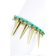 Mint Spike Bracelet