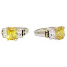 JLO Ring Yellow Diamond
