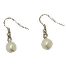 Pearl Earring 8 mm