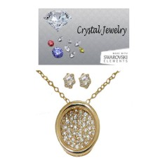 Earring and Wholesale Necklace 2 pcs Set