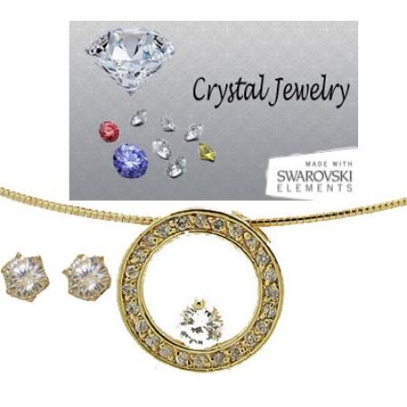 CZ Designer Internity Wholesale Necklace Earring Set