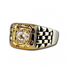 Men's High Quality Cubic Zirconia Rings