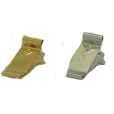 30 Slides for Clasp Gold and Silver wholesale