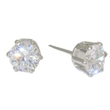High End Wholesale Earrings white gold